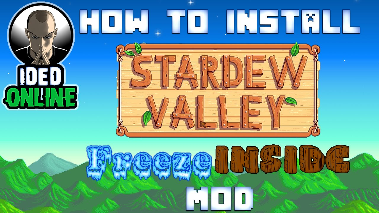 stardew valley how to add mods with smapi