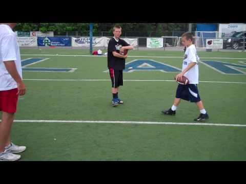 Bubby Brister (11) Quarterback Training Video