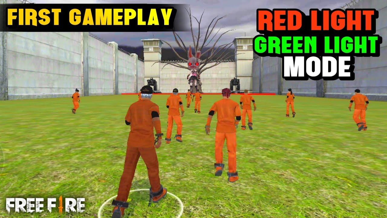 Download RED LIGHT GREEN LIGHT : NEW MODE | FIRST GAMEPLAY - GARENA FREE FIRE
