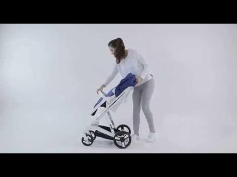 детская коляска IBelieve Future, Mp4