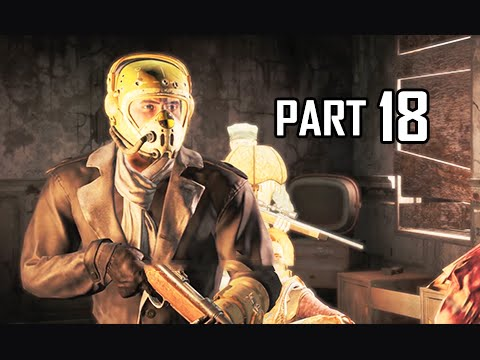 Fallout 4 Walkthrough Part 18 - Milton General Hospital (PC Ultra Let's Play Commentary)