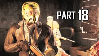 Fallout 4 Walkthrough Part 18 - Milton General Hospital (PC Ultra Let
