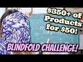 Blindfolded Unboxing Challenge! Fab Fit Fun Winter 2017! WORTH $350+??   Jen Luvs Reviews