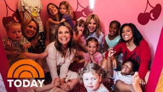 TODAY Anchors Take Their Kids To The Museum Of Ice Cream | TODAY