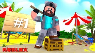 ROBLOX TREASURE HUNT SIMULATOR CODES + I'M ON THE LEADERBOARD!!
