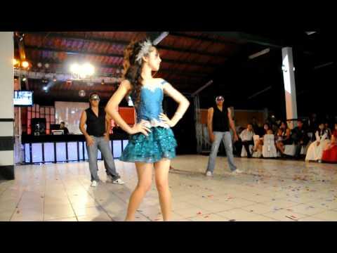Baile de Katia Romero