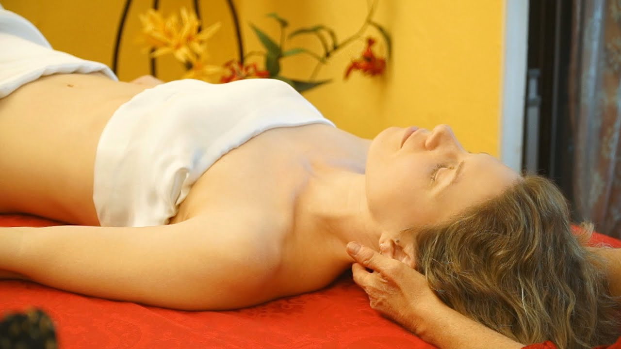 Advance Massage Therapy, Neck  Upper Body Work Techniques -3288