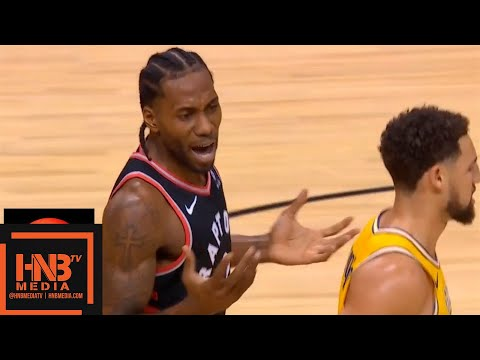 Golden State Warriors vs Toronto Raptors 1st Half Highlights | 11.29.2018, NBA Season