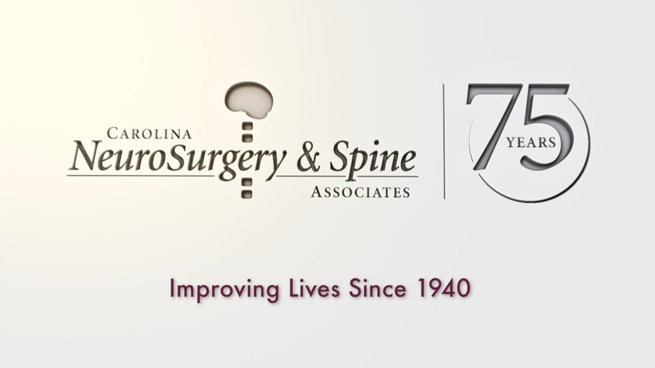 Carolina Neurosurgery Spine Associates Brain And Spine Care