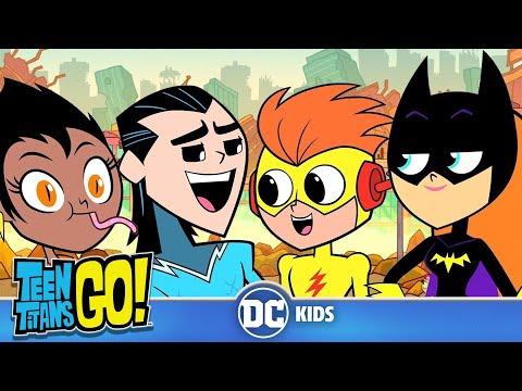 Teen Titans Go! En Español | Los Héroes De Jump City | DC Kids