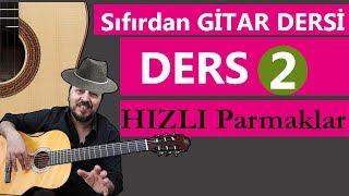 SIFIRDAN GİTAR DERSİ 2  (50 Derste Gitar NASIL Çalınır.)