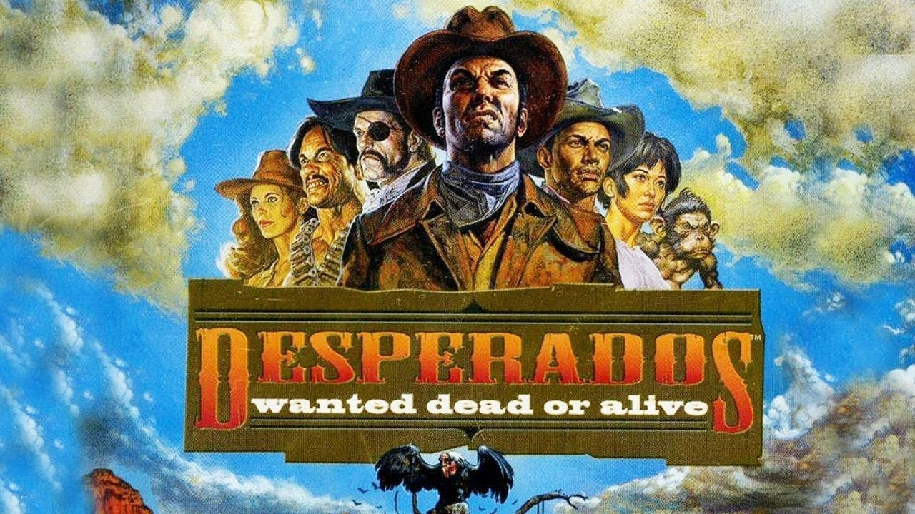 Desperados Wanted Dead Or Alive Mission 9 Non Lethal No Alerts Solo Youtube