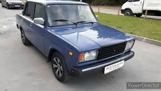 Lada(BАЗ) 2107, 2007г.  1,6МТ(74л.с.) , видеообзор от Юрия Грошева, автосалон Boston HD...