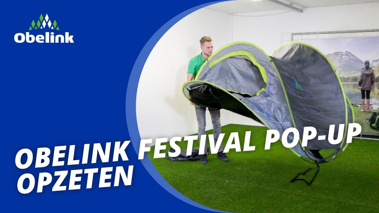 Uitgelezene Welke tent is snel op te zetten? | Advies | Blog - Obelink.nl PQ-33