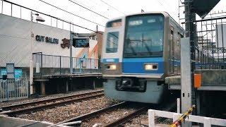 踏切動画 西武新宿線 下落合駅その1 railroad crossing japan thumbnail