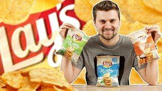 """Новые чипсы Lays """"Из печи"""" / Почему это плохо"""