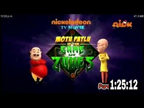 Download Motu patlu Game Of Zone Full movie in hindi