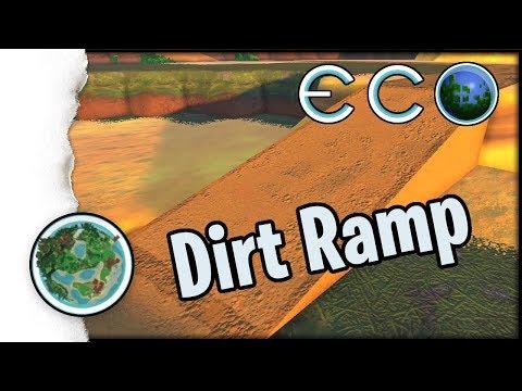 ECO Survival | Dirt Ramp richtig benutzen | 009