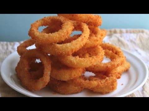 Crispy & Crunchy Onion Rings/Titbits of life