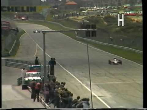 formule ford crash gachot 1984