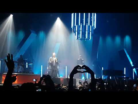 Hurts   Weight Of The World  Kiev 23 11 17