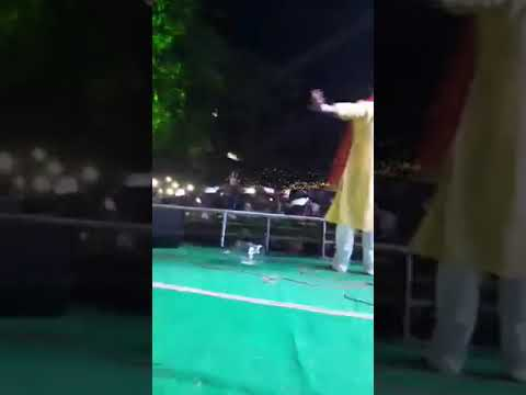 Durga Pandal Pawan Singh New Sateg Show