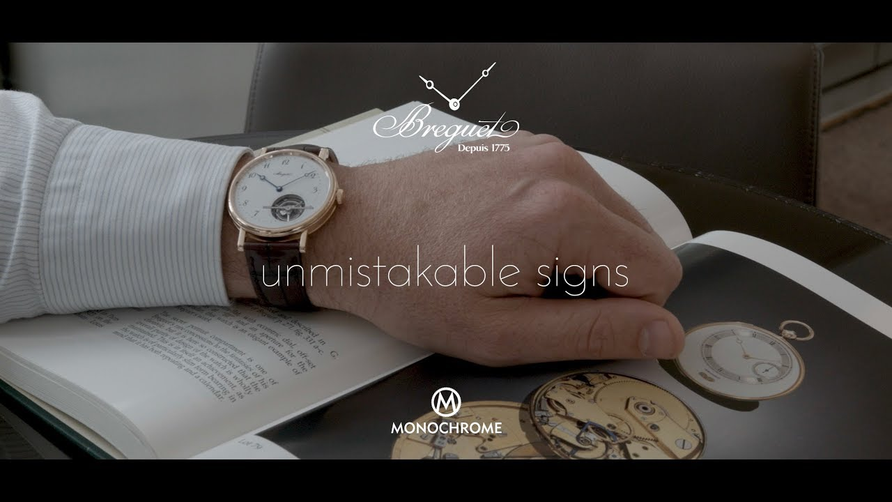 Breguet, The Unmistakable Signs - What makes a Breguet watch unique?