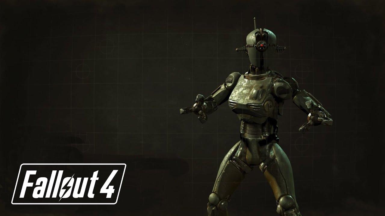 fallout 4 assaultron