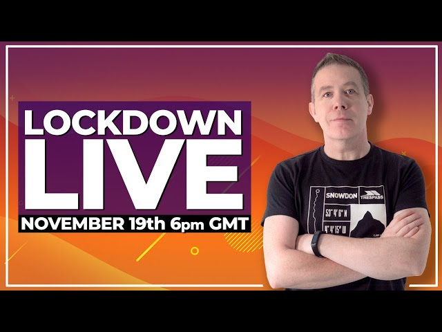 Lockdown Live S01E08 | Website Maintenance Plans | No Portfolio? No Problem!