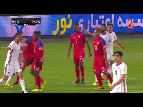 Иран - Панама 2:1 видео