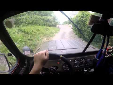 UAZ MARTORELLY 469 4X4 (ENGINE SOUND)
