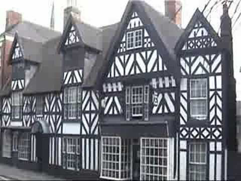 Cheadle in Bloom, Staffordshire (near Alton Towers)