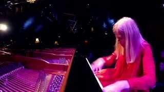 Prokofiev in a Club! Sonata #7 Yellow Lounge Amsterdam Lisitsa