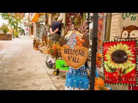 BHTV: The Community Comes together on Main Street in Hendersonville, NC