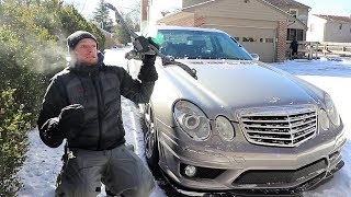 I Attempt to Fix Everything Broken on My Budget E55 AMG Mercedes