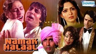 Namak Halaal - Full Movie In 15 Mins - Amitabh Bachchan - Shashi Kapoor - Parveen Babi