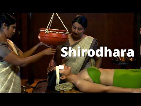 For Depression - Shirodhara In Ayurveda   Panchakarma Therapies