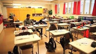 Etelä-Hervannan koulu on Tampereen monikulttuurisin koulu