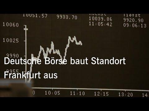 Umbau der Alten Börse in Frankfurt