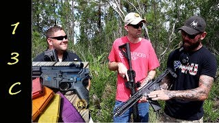 Roadhouse, Recluse & Snowflake w/ Kit Cope - Spikes Tactical