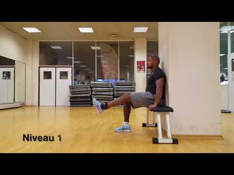 Renforcement musculaire des quadriceps