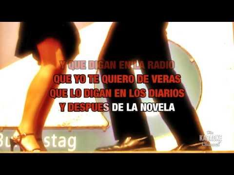 Fruta Fresca in the style of Carlos Vives | Karaoke with Lyrics