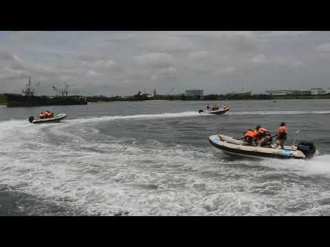 Immigration Border Patrol Gets Marine Unit