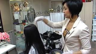 Красивые и смелые Как красить волосы в домашних условиях