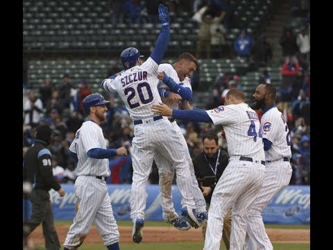 Chicago Cubs Highlights 2017 - May