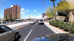 Street tour of Phoenix, Scottsdale, PV and foot tour of Broadstone apartments