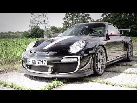 Porsche 911 GT3 RS 4.0 review