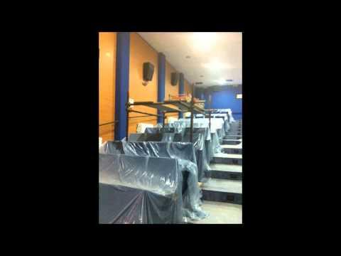 Cinema Columbia di Ronco Scrivia - La nuova sala digitale