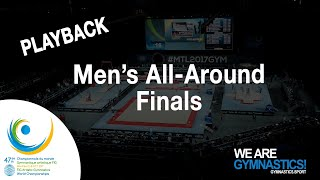 FIG WORLD CHAMPIONSHIP REPLAY: Montreal 2017 Men's All-Around Final