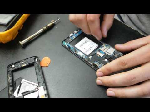 Samsung Galaxy S2 I9100 Dead No Power Fix Water Damage
